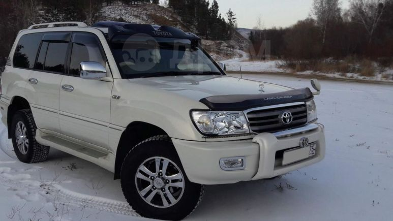 Toyota Land Cruiser, 2000 год, 900 000 руб.