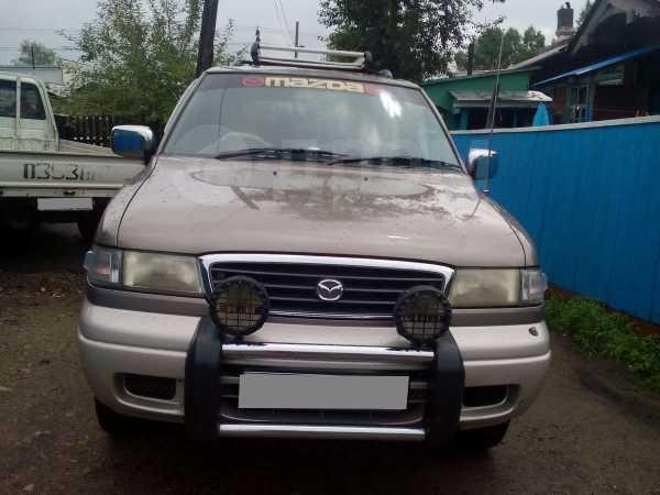 Mazda MPV, 1998 год, 330 000 руб.