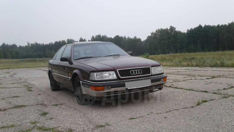 Audi V8, 1990 год, 65 000 руб.