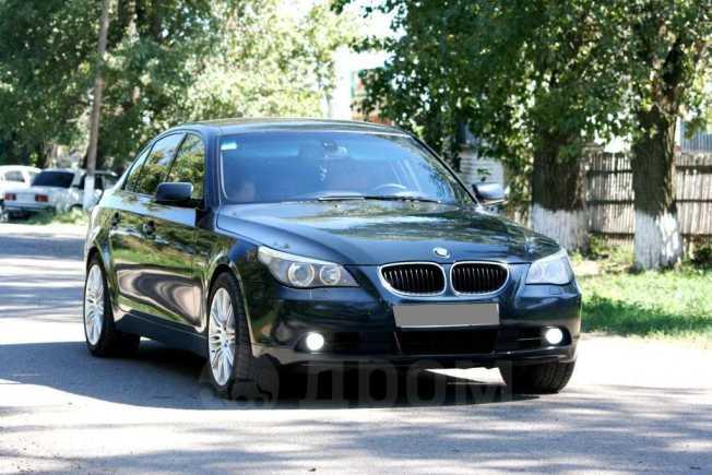 BMW 5-Series, 2005 год, 720 000 руб.
