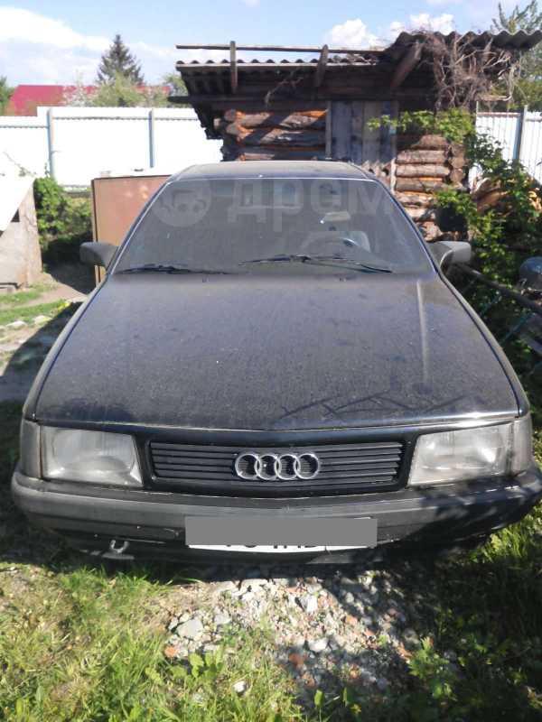Audi 100, 1989 год, 75 000 руб.
