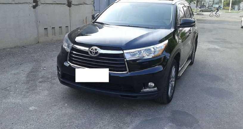 Toyota Highlander, 2014 год, 1 850 000 руб.