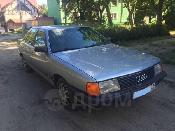 Audi 100, 1988 год, 170 000 руб.