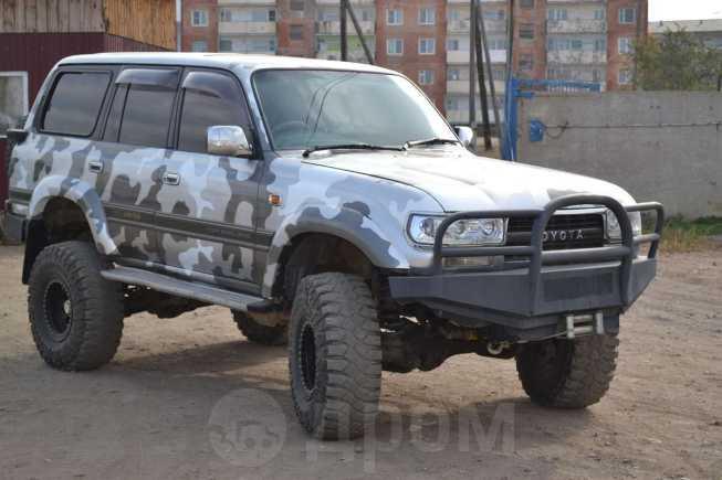 Toyota Land Cruiser, 1994 год, 300 000 руб.