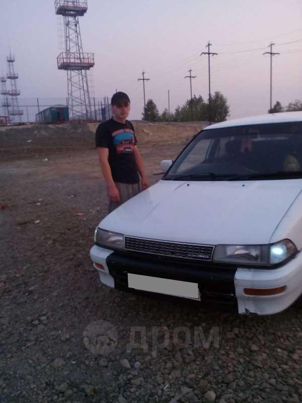 Toyota Corolla, 1990 год, 150 000 руб.