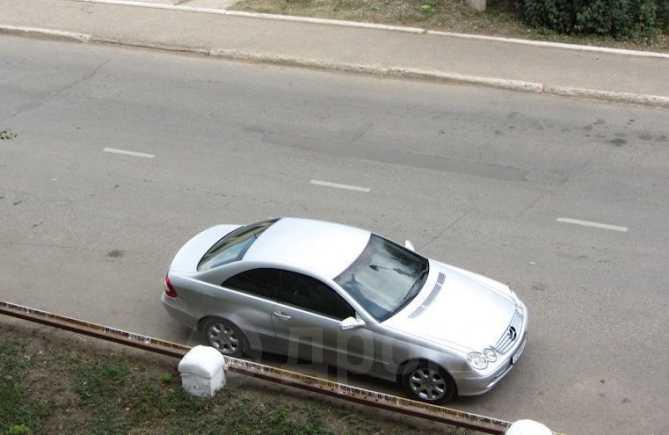 Mercedes-Benz CLK-Class, 2004 год, 470 000 руб.