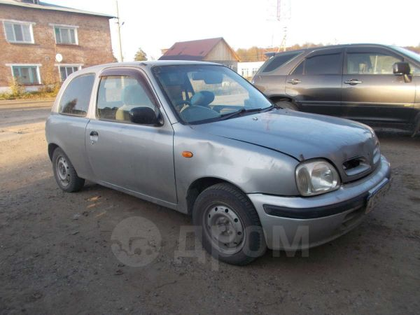 Nissan March, 2000 год, 95 000 руб.