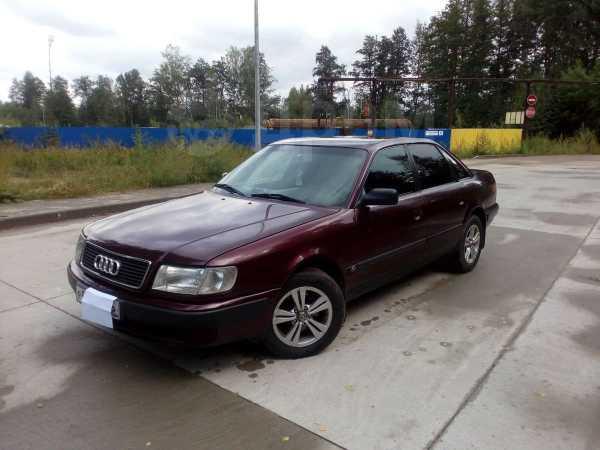 Audi 100, 1991 год, 220 000 руб.