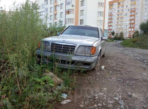 Mercedes-Benz E-Class, 1991 год, 60 000 руб.