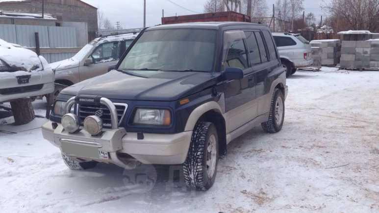 Suzuki Escudo, 1989 год, 180 000 руб.