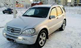 Сургут M-Class 2004