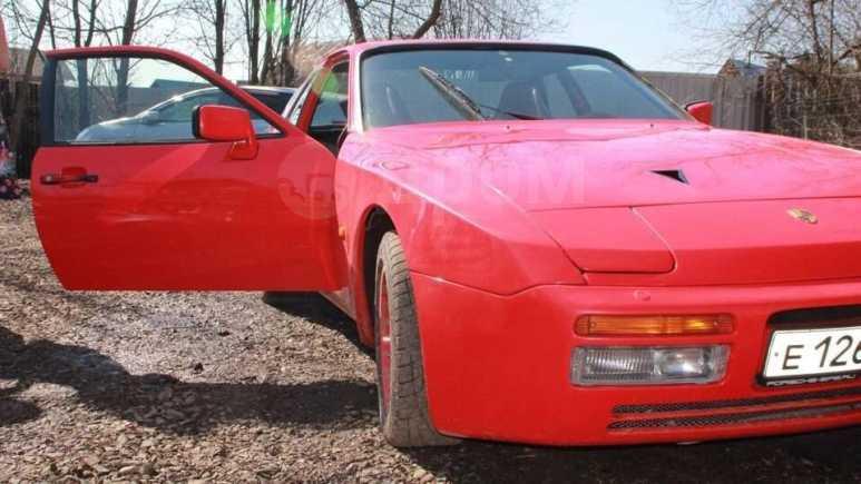 Porsche 924, 1982 год, 1 290 000 руб.