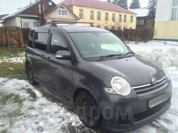 Toyota Sienta, 2008 год, 415 000 руб.