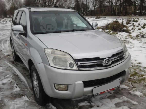 Great Wall Hover, 2007 год, 385 000 руб.