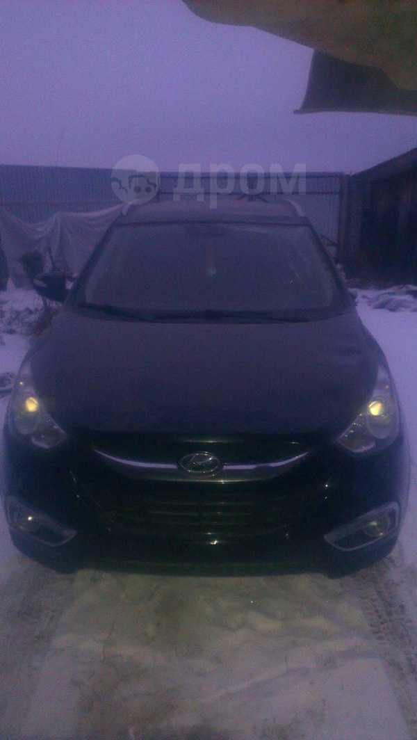 Hyundai ix35, 2013 год, 730 000 руб.