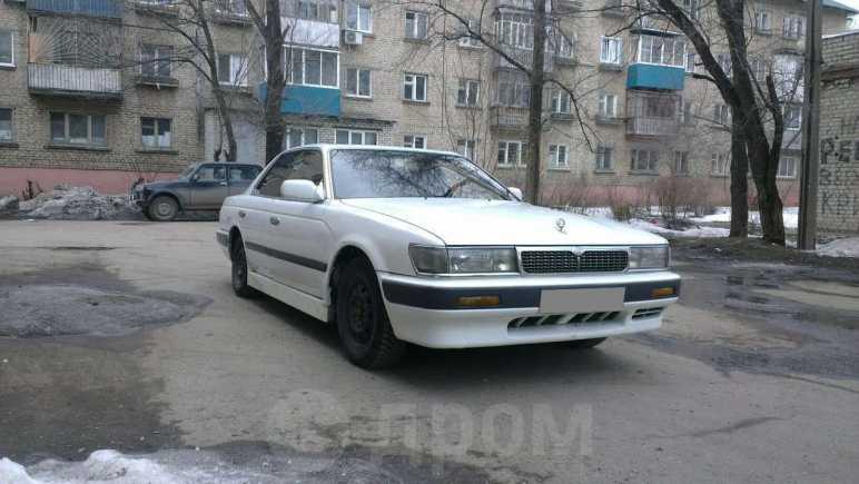 Nissan Laurel, 1989 год, 85 000 руб.