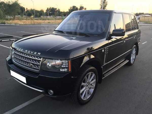 Land Rover Range Rover, 2009 год, 600 000 руб.