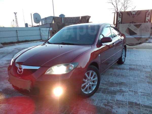 Mazda Mazda3, 2009 год, 400 000 руб.