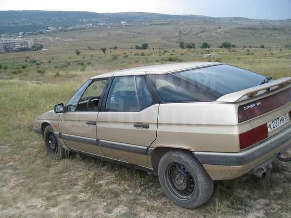 Citroen XM, 1991 год, 45 000 руб.