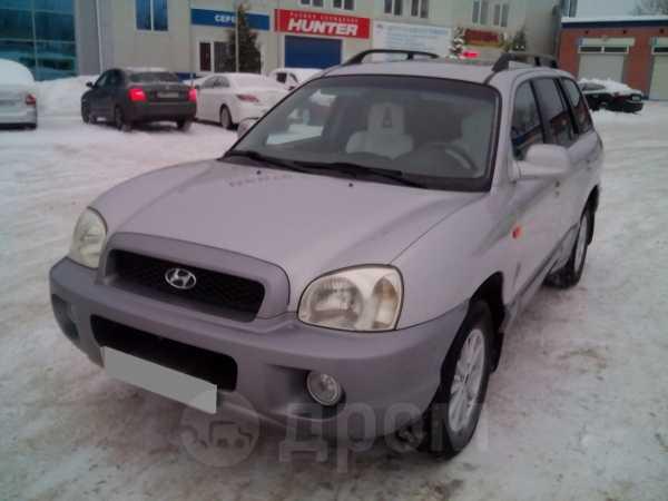 Hyundai Santa Fe, 2001 год, 339 000 руб.
