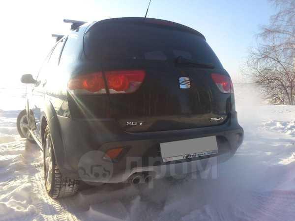SEAT Altea, 2009 год, 420 000 руб.