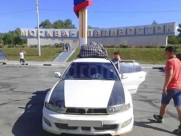 Mitsubishi Galant, 1997 год, 40 000 руб.