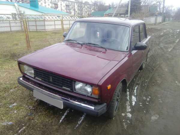 Лада 2105, 2005 год, 75 000 руб.