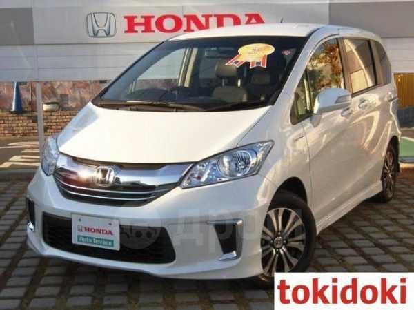 Honda Freed, 2014 год, 770 000 руб.