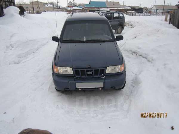 Kia Sportage, 2002 год, 290 000 руб.