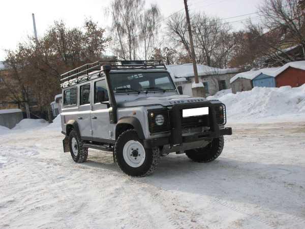 Land Rover Defender, 2013 год, 1 999 000 руб.