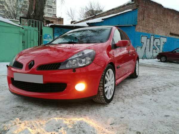 Renault Clio, 2008 год, 460 000 руб.