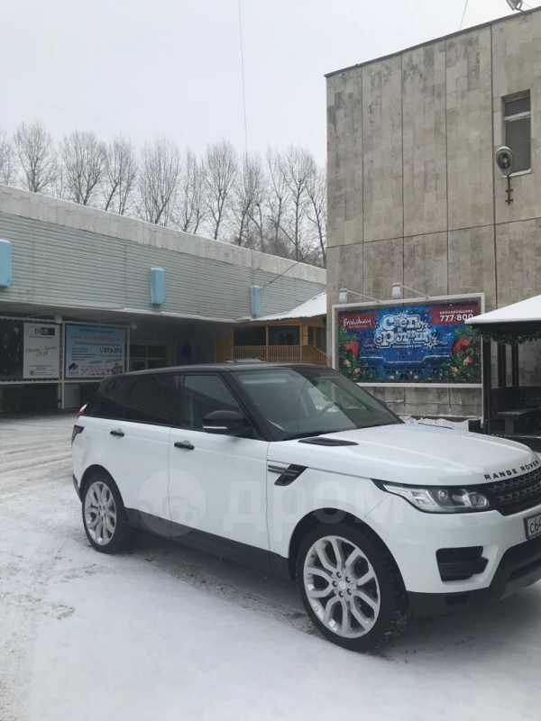 Land Rover Range Rover Sport, 2014 год, 2 100 000 руб.