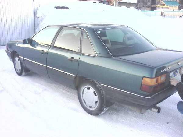 Audi 200, 1988 год, 70 000 руб.