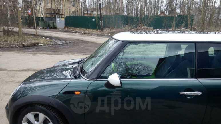 Mini Cabrio, 2004 год, 378 000 руб.