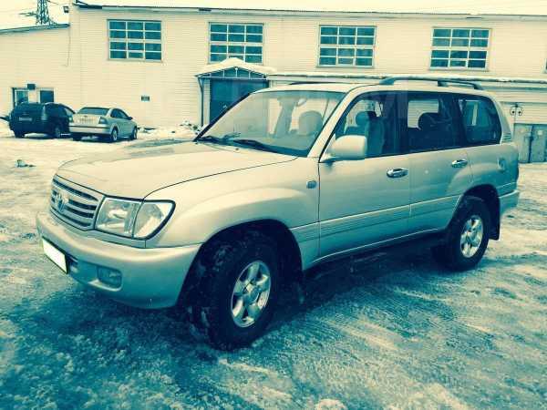 Toyota Land Cruiser, 2002 год, 895 000 руб.
