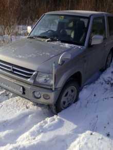 Бикин Pajero Mini 2004