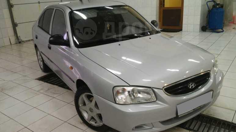 Hyundai Accent, 2006 год, 198 000 руб.