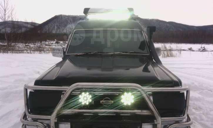 Nissan Safari, 1993 год, 400 000 руб.