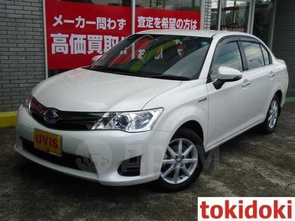 Toyota Corolla Axio, 2014 год, 670 000 руб.