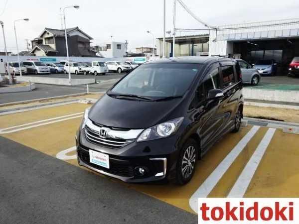 Honda Freed, 2014 год, 730 000 руб.