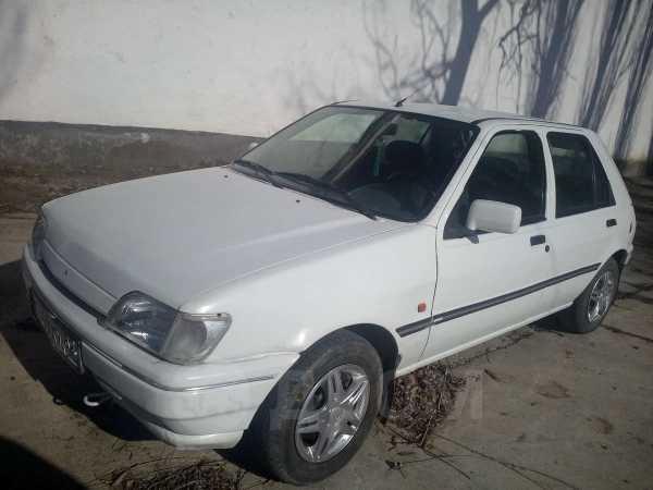 Ford Fiesta, 1991 год, 100 000 руб.