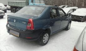 Барнаул Logan 2012
