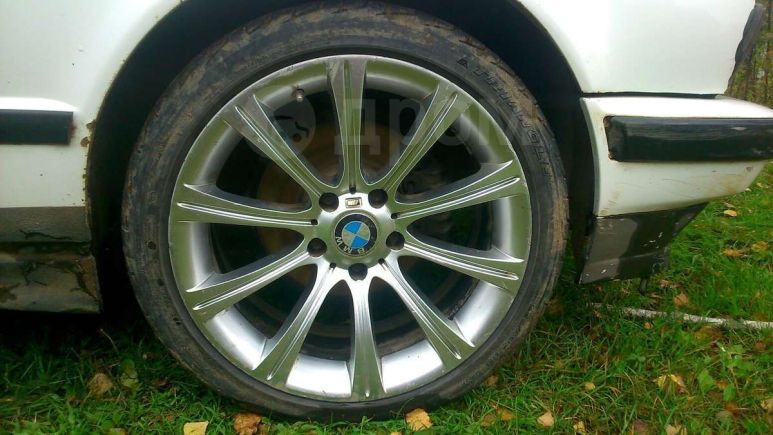 BMW 5-Series, 1991 год, 65 000 руб.