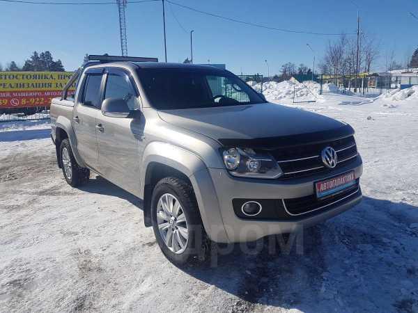Volkswagen Amarok, 2010 год, 935 000 руб.