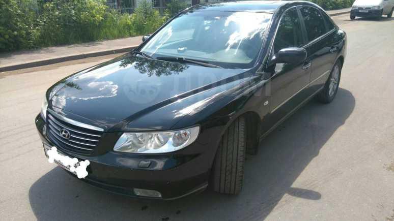 Hyundai Grandeur, 2006 год, 420 000 руб.