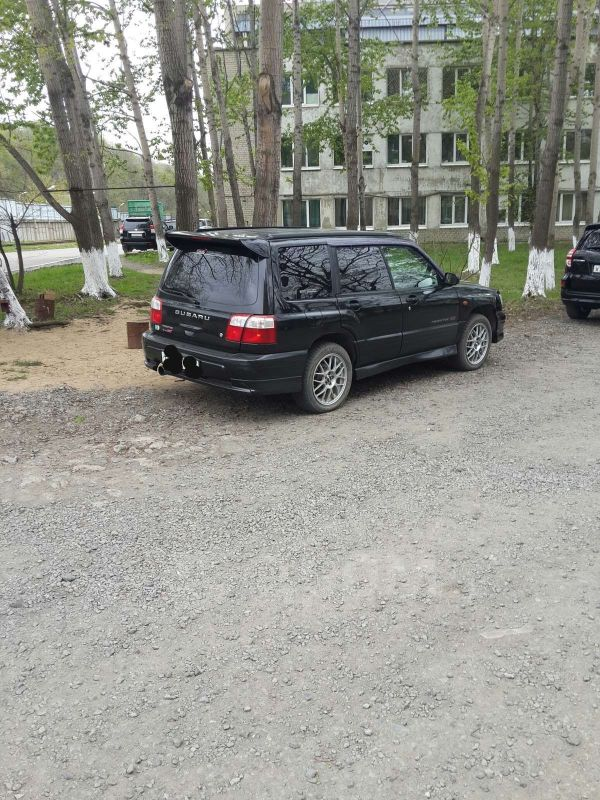 Subaru Forester, 2001 год, 195 000 руб.