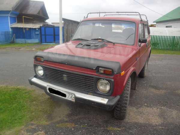 Лада 4x4 2121 Нива, 1994 год, 68 000 руб.