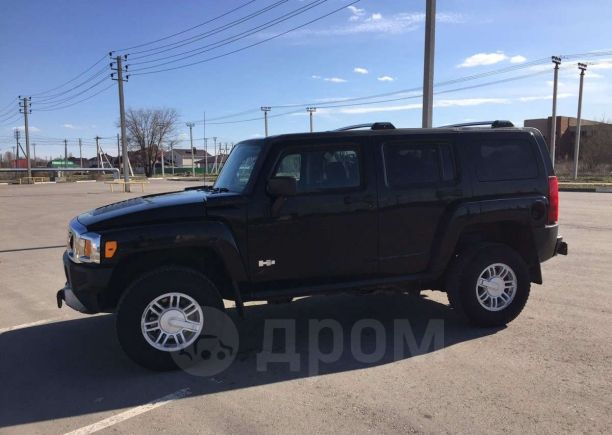 Hummer H3, 2008 год, 880 000 руб.