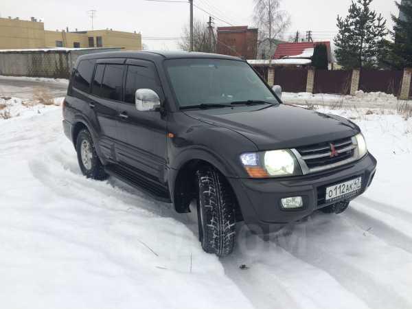 Mitsubishi Pajero, 2000 год, 410 000 руб.