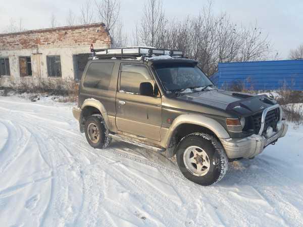 Mitsubishi Pajero, 1992 год, 330 000 руб.
